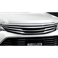 Решетка Modellista на Toyota Camry 15-16