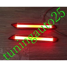 Катофоты в задний бампер LED на Toyota Camry 11-14