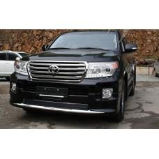 Обвес передний Modellista на Toyota LAND Cruiser 200 12-14год