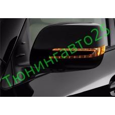 Корпуса зеркал в стиле Mercedes на LAND Cruiser 200 (2008-2017 год)