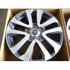 Комплект дисков «20 Executive на Toyota Land Cruiser 200