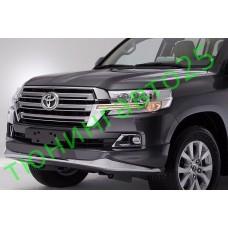 Обвес на Toyota Land Cruiser 200 2016+